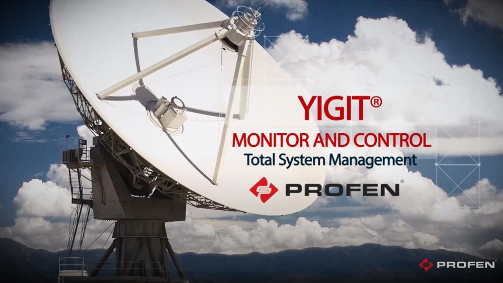 Profen EagleEYE Monitor and Control Management System